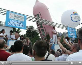 Gay Pride @ Video #5738